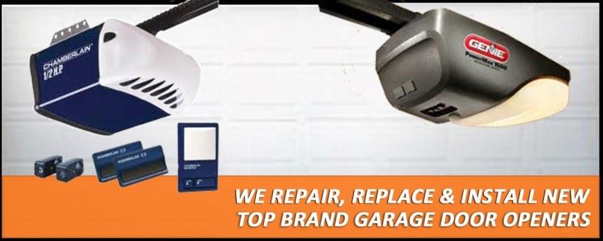 apex garage door opener repair