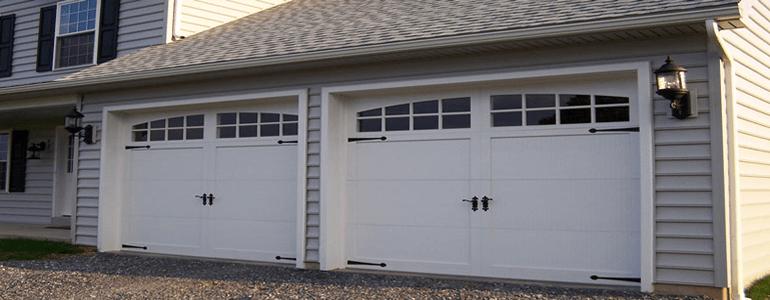garage door repair apex - panel repair